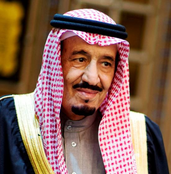 King Salman of Saudi