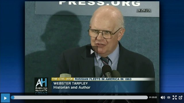 Tarpley on C-SPAN3