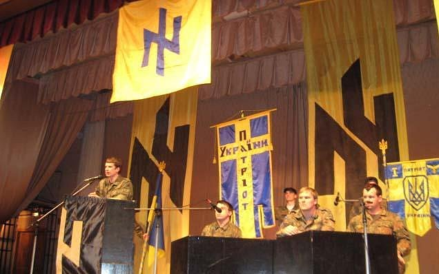 2nd Congress of Ukraine Fascists
