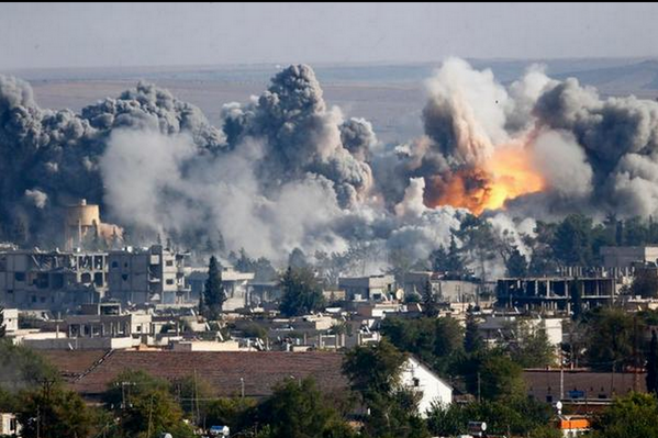 Kobane ISIS crushed
